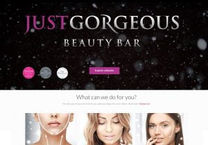 Logo Beauty Bar
