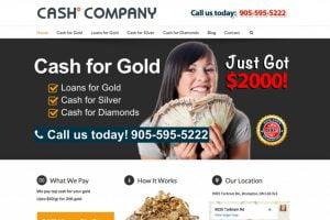 web design cash store