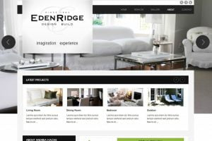 web design interior decorator