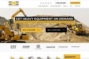 Heavy Equipment Catalogue