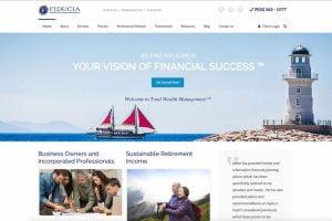 web design fiducia