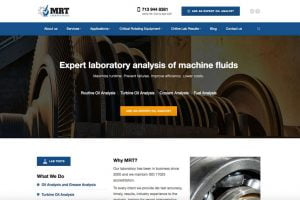 Fluid Analysis Website