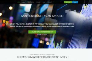 web design investing