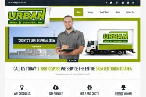 web design junk removal services