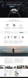web design jewellery sevan