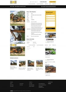 Heavy Equipment Catalogue