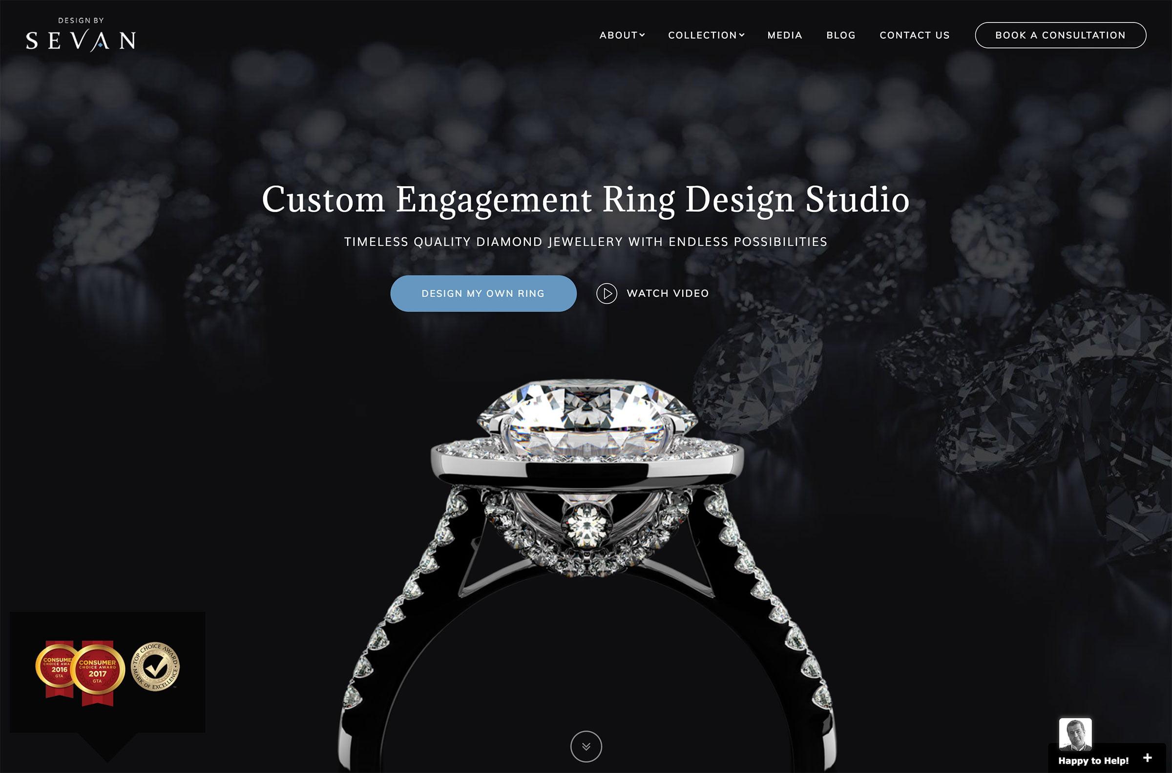 web-design-portfolio-sevan