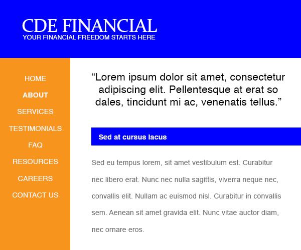 brochure-website