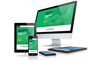 economy web design package