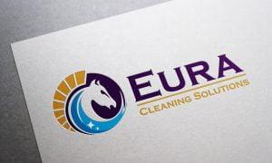 logo design portfolio eura
