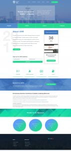 web design ancestral health society