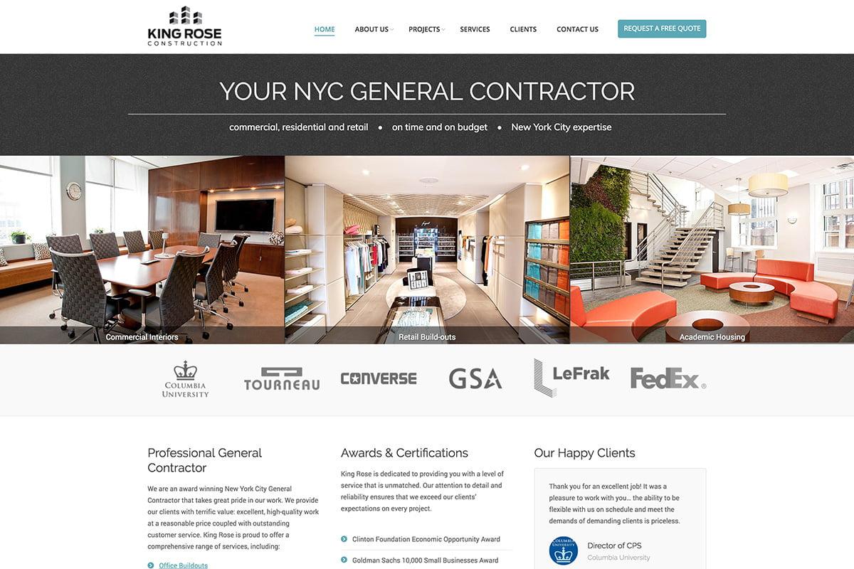 web-design-portfolio-kr