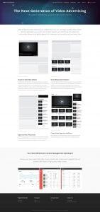 web design portfolio next millennium