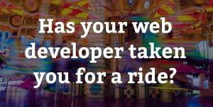 Riding the Web Designer Carousel
