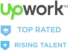 upwork-top-rated