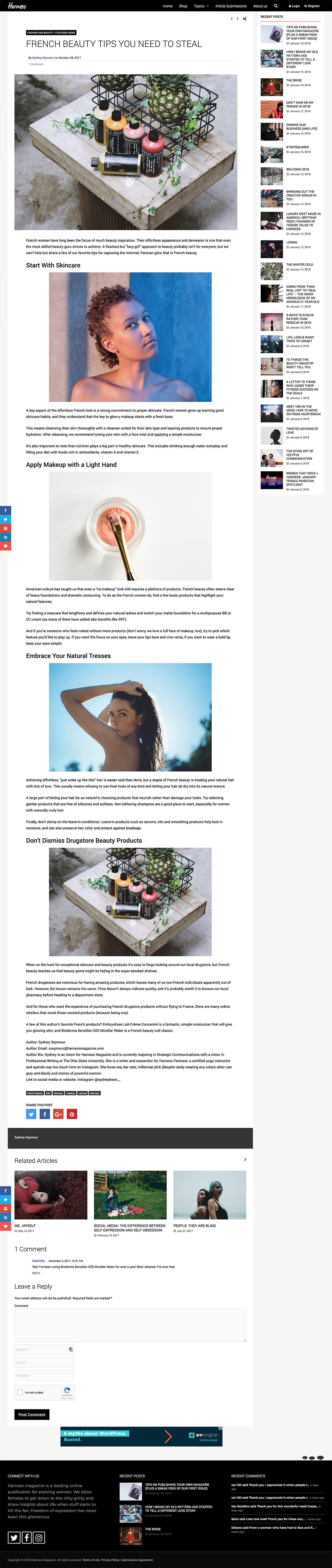 web-design-portfolio-harness3