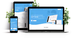 responsive landing pages for wordpress