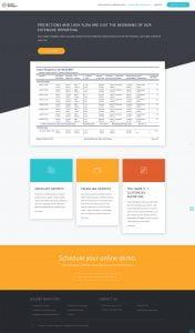 web design portfolio builder navigator 2