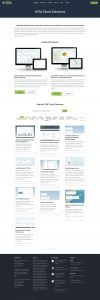 web design portfolio sodales solutions 1