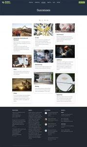 web design portfolio sodales solutions 5