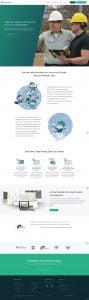 web design portfolio builterra 1