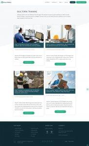web design portfolio builterra 2