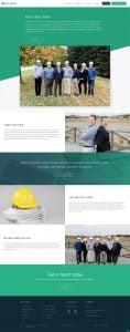 web design portfolio builterra 5