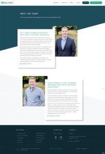 web design portfolio builterra 6