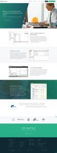 web design portfolio builterra 7