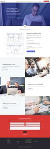 web design software company