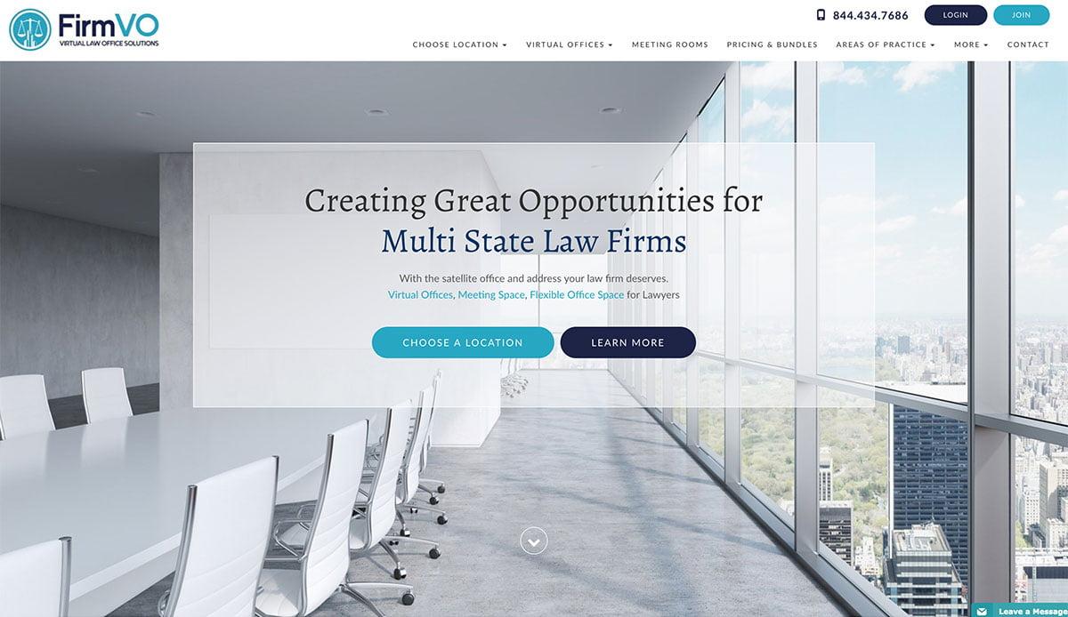 web-design-portfolio-firmvo