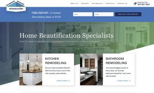 home remodeling contractor