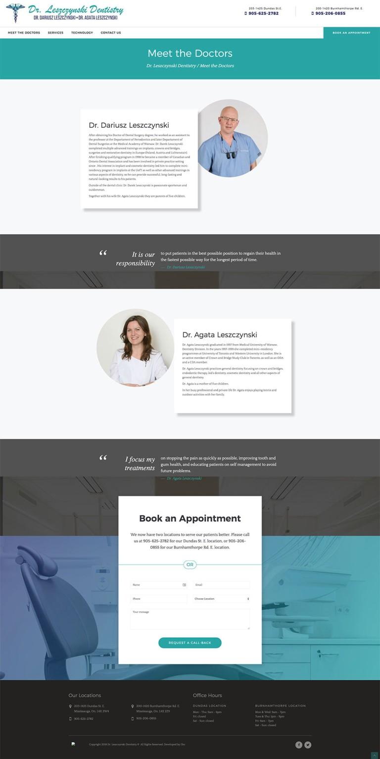 web-design-portfolio-dr-lesz2